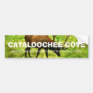 Angra de Cataloochee - Great Smoky Mountains Adesivo Para Carro