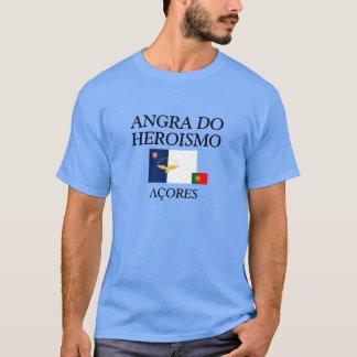 Angra faz Heroismo*, Açores coloriu a camisa