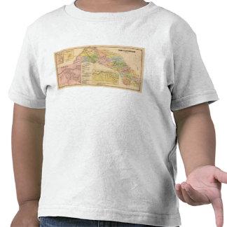 Angra larga camiseta