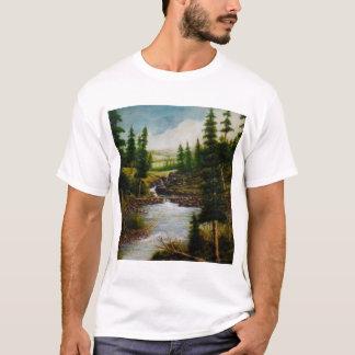 Angra rochosa camiseta