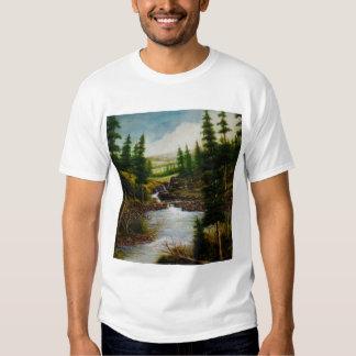Angra rochosa camisetas