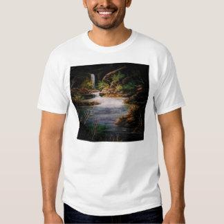 Angra rochosa t-shirt