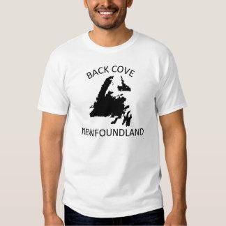 Angra traseira Terra Nova Tshirts