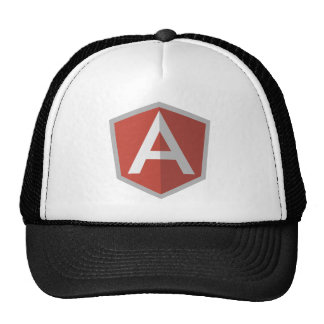 AngularJS Shield Logotipo Boné