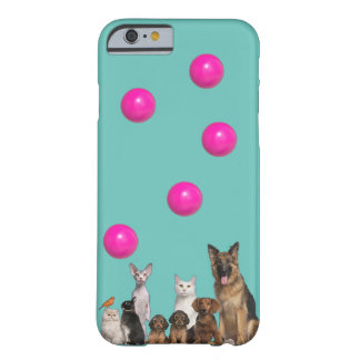 Animais Capa Barely There Para iPhone 6