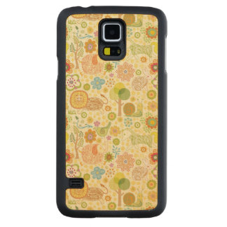 Animais Case Slim De Bordo Para Galaxy S5