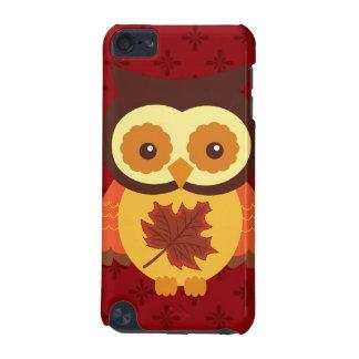Animais do outono capa para iPod touch 5G