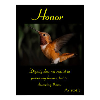 Animal 27 dos posters da honra