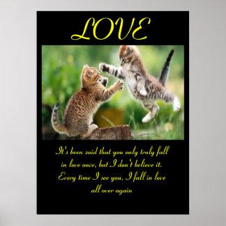 Animal 4 dos posters do AMOR