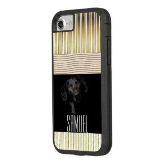 Animal de estimação do filhote de cachorro da cara capa iPhone 8/ 7