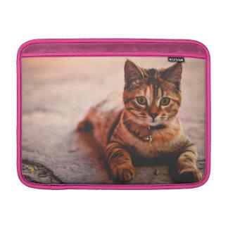Animal de estimação novo bonito do gatinho do sleeve para MacBook air