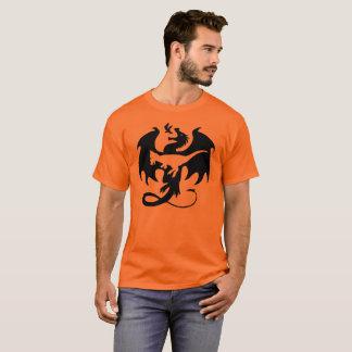 Animal dentro do t-shirt de Dracorex do dragão Camiseta