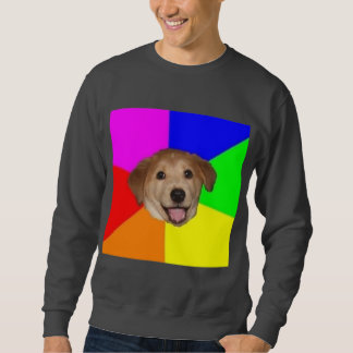 Animal Meme do conselho do cão do conselho Moletom
