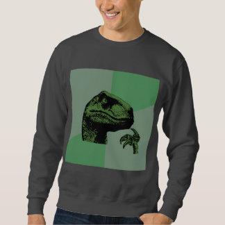 Animal Meme do conselho do dinossauro de Suéter
