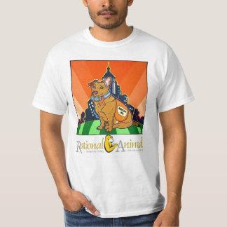 Animal racional camiseta