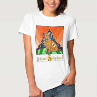 Animal racional tshirt