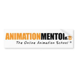 AnimationMentor.com - bandeira adesivos de carro