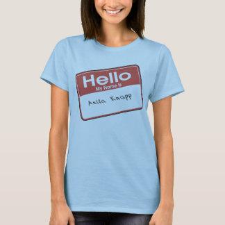 Anita Knapp Camiseta