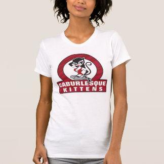 Anita Lovin - camisa branca T-shirts