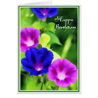 Aniversário - cartão das corriolas