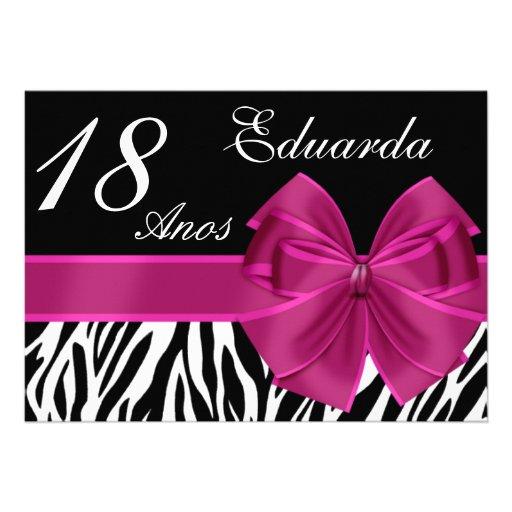 Aniversário Convites Personalizado
