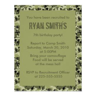 Aniversário Convite
