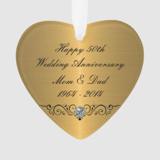 Aniversário de casamento elegante