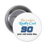 aniversário do 90 boton