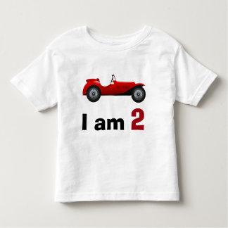 Aniversário do sinal acústico do sinal acústico camiseta infantil