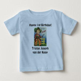 Aniversário do vaqueiro! tshirt