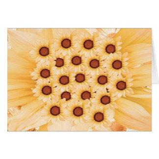 ANIVERSÁRIO FELIZ - deleite floral Cartão Comemorativo