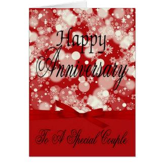 Aniversário para acoplar o cartão