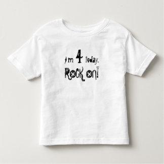 (Aniversário) Party como um rockstar!! Camiseta