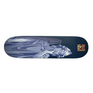 Anjo azul skates