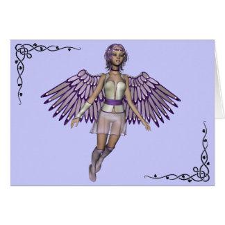 Anjo Cartão De Nota