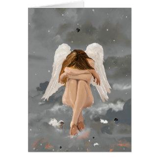 Anjo! Cartão Comemorativo