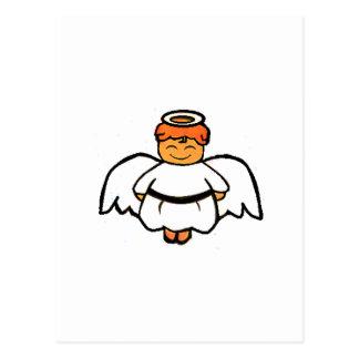 Anjo Cartão Postal