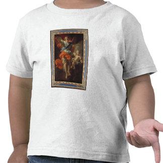 Anjo-da-guarda, c.1685-94 camisetas