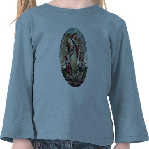 Anjo-da-guarda Camiseta