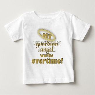 Anjo-da-guarda - t-shirt infantil
