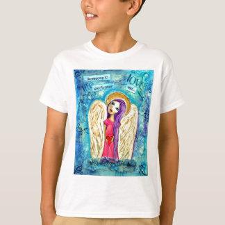 Anjo-da-guarda T-shirts