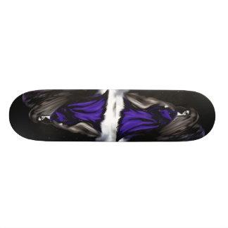 Anjo da morte shape de skate 20,6cm