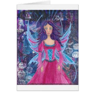 Anjo de Hope.jpg Cartão Comemorativo
