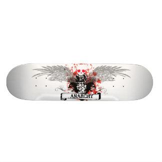 Anjo de morte shape de skate 18,7cm