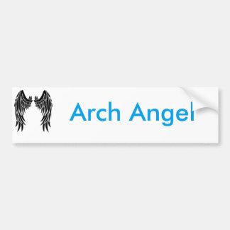 Anjo do arco adesivo para carro