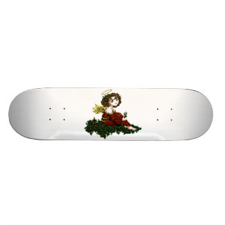 Anjo do azevinho skateboard