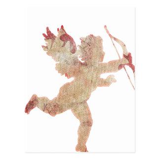 Anjo do Cupido Cartão Postal