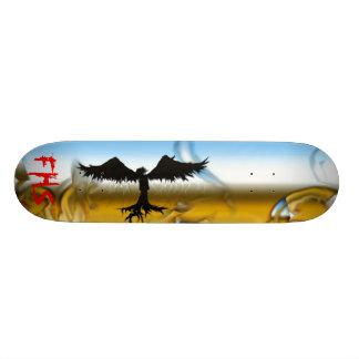 anjo do metal, FHS Shape De Skate 20,6cm