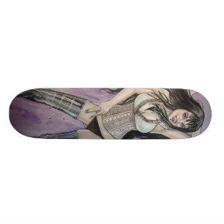 Anjo escuro 2 skates