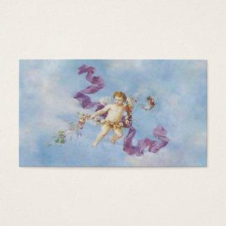 Anjo no céu mim cartão de visita do ~